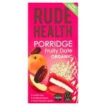 Rude Health Organic Porridge Fruity Date