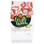 Fruit Bowl Yogurt Strawberry Fruit Flakes