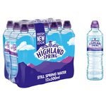 Highland Spring Still Water Sport Pack