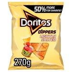 Doritos Lightly Salted Tortilla Chips
