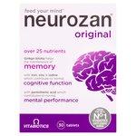Vitabiotics Neurozan Advanced Capsules