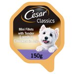 Cesar Classics Tray Lamb & Chicken in Jelly