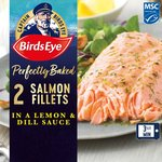Birds Eye Inspirations 2 Salmon Fillets in a Lemon & Herb Sauce Frozen