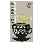 Clipper Organic Fennel Tea Bags