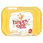 Happy Eggs Medium Free Range Eggs