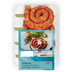 Chorizo Style Sausage Whorls Waitrose