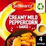 Schwartz Mild Peppercorn Sauce Mix