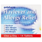 Galpharm Cetirizine Tablets
