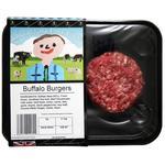 Laverstoke Farm Buffalo Burgers