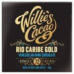 Willie's Cacao Venezuelan Dark Chocolate 72%
