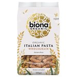 Biona Organic Bronze-Extruded Wholewheat Fusilli