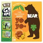 Bear Fruit Yoyos Mango Multipack