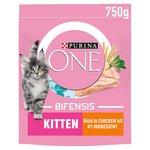 Purina One Kitten Chicken & Whole Grains