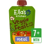 Ella's Kitchen Organic Hugely Hearty Four Bean Feast Stage 2