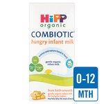 HiPP Organic Hungry Infant Milk