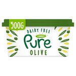 Pure Dairy Free Olive Spread