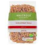 Wholewheat Fusilli Waitrose Love Life
