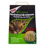 Natural & Clean Clumping Cat Litter