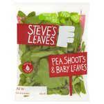Steve's Leaves Pea Shoots & Baby Leaves