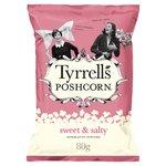 Tyrrells Sweet & Salty Poshcorn