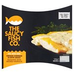 Saucy Fish Co. Smoked Haddock With Cheese & Chive