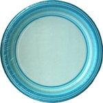 Paper Plates 22cm, Blue