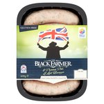 The Black Farmer Premium Pork & Leek Sausages