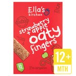 Ella's Kitchen Organic Strawberry & Apples Nibbly Fingers