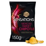 Sensations Mexican Fiery Sweet Chipotle Crisps