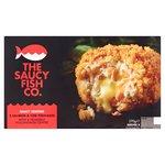 Saucy Fish Co. 2 Salmon & Cod Hollandaise Fishcakes