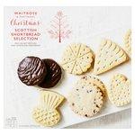 Waitrose Christmas Scottish Shortbread Selection