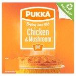 Pukka Pies Chicken & Mushroom