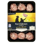 The Black Farmer Premium Pork Meatballs