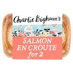 Charlie Bigham's 2 Salmon En Croutes