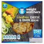 Weight Watchers Cheese & Onion Quiche