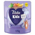 Tilda Kids Mild & Sweet Curry Rice