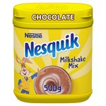 Nesquik Chocolate Milkshake Tub