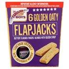 Fabulous Bakin' Boys Golden Oaty Flapjack Fingers