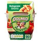 Dolmio Pasta Vita Fusilli Bolognese Microwave Ready Meal