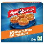 Aunt Bessie's 12 Frozen Yorkshire Puddings Homebake