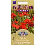Mr Fothergill's Seeds - Wildflower Poppy