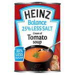 Heinz Reduced Salt Classic Cream of Tomato Soup