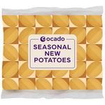 Ocado Seasonal New Potatoes