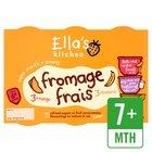 Ella's Kitchen Organic Super Smooth & Creamy Banana & Mango Fromage Frais