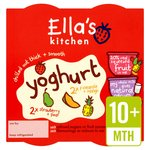 Ella's Kitchen Organic Chilled Out Thick & Smooth Yoghurt
