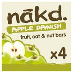 Nakd Wheat & Dairy Free Apple Pie Multipack