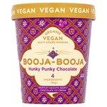 Booja Booja Organic Hunky Punky Chocolate Ice Cream