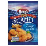 Young's Scampi Frozen
