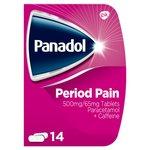 Panadol Period Pain, 500mg