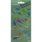 Dinosaurs Reusable Sticker Pack 3+
